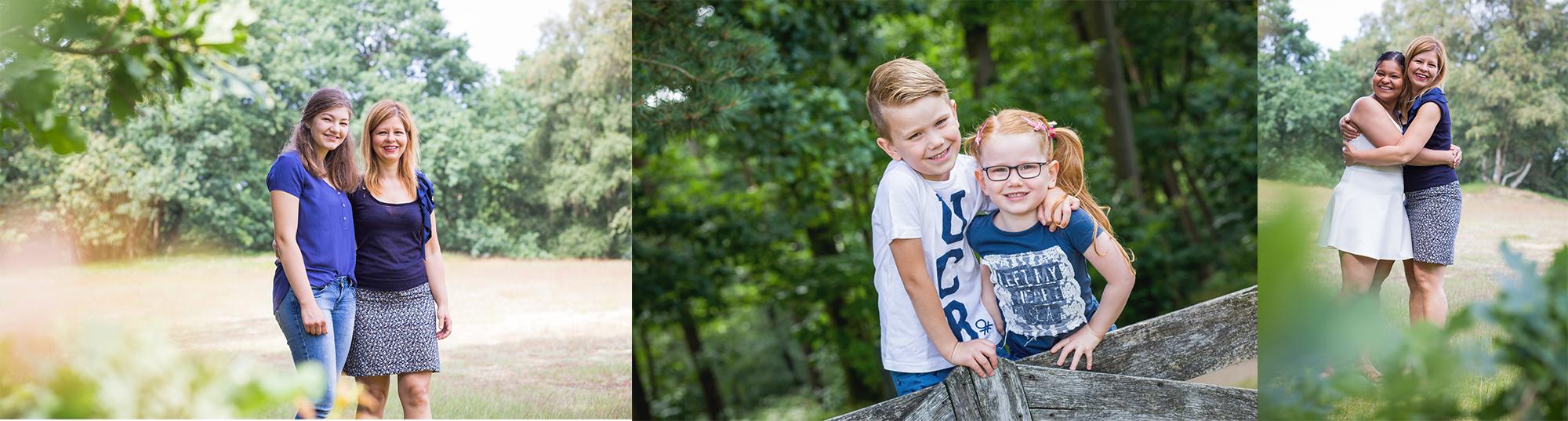 Familieshoot Familiefotografie Portretfotografie