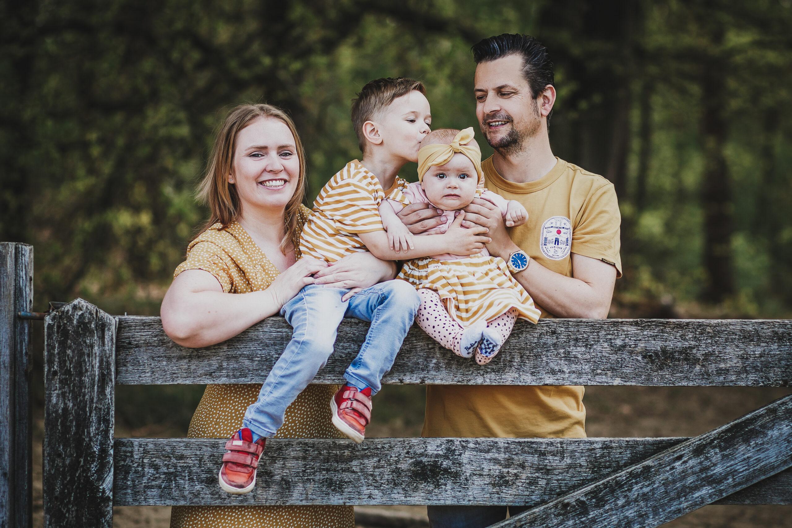 Familieshoot familiefotograaf